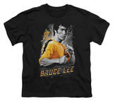 Youth: Bruce Lee - Yellow Dragon T-shirts