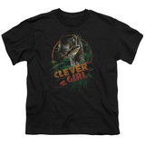 Youth: Jurassic Park - Clever Girl Shirt