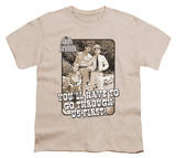 Youth: Andy Griffith - Through Us T-shirts