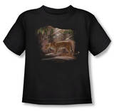 Toddler: Wildlife - Amur Leopard T-shirts