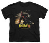 Youth: Hellboy II - Poster Art T-shirts