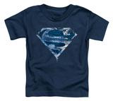 Toddler: Superman - Water Shield T-Shirt