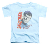 Toddler: Star Trek - Vintage Spock T-Shirt