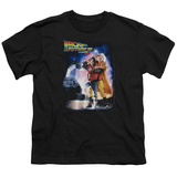 Youth: Back To The Future II - Poster Shirts