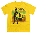 Youth: Charlie and the Chocolate Factory - Chocolate River T-shirts