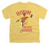 Youth: Batman Classic TV - Boy Wonder T-shirts