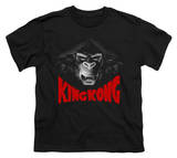 Youth: King Kong - Kong Face T-Shirt