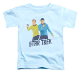 Toddler: Star Trek - Phasers Ready Shirt