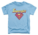 Toddler: Superman - I'm A Supergirl Shirt
