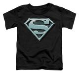 Toddler: Superman - Chrome Shield T-Shirt