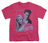 Youth: Beverly Hills 90210 - Brandon & Kelly Shirt