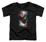 Toddler: Superman - In The Sky T-Shirt