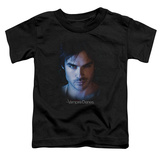 Toddler: The Vampire Diaries - Damon T-shirts