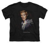 Youth: The Vampire Diaries - Never Destroy T-shirts