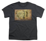 Youth: The Hobbit: An Unexpected Journey - Middle Earth Map T-shirts