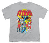 Youth: Teen Titans - New Teen Titans T-shirts