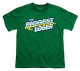 Youth: Biggest Loser - New Logo Shirts