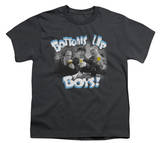 Youth: The Three Stooges - Bottoms Up Shirt