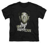 Youth: The Three Stooges - Shemp Happens T-shirts