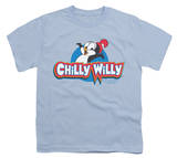 Youth: Chilly Willy - Logo Shirt