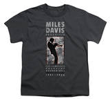Youth: Miles Davis - Miles Silhouette Shirt