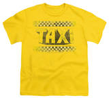 Youth: Taxi - Run Down Taxi T-Shirt