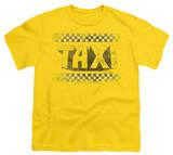 Youth: Taxi - Run Down Taxi Shirts