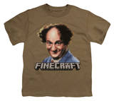 Youth: The Three Stooges - Finecraft T-Shirt