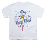Youth: Wonder Woman - Wonder Stars T-shirts