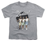 Youth: The Three Stooges - Hey Ladies T-shirts