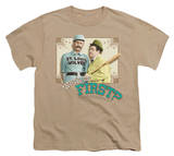 Youth: Abbott & Costello - Who's On First Shirt