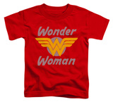 Toddler: Wonder Woman - Wonder Wings T-shirts