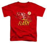 Toddler: The Flash - Crimson Comet Shirt