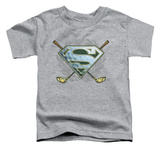 Toddler: Superman - Fore! T-Shirt