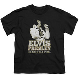 Youth: Elvis Presley - Golden T-Shirt