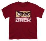 Youth: Samurai Jack - Jack Logo T-Shirt
