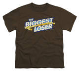 Youth: Biggest Loser - New Logo Shirt