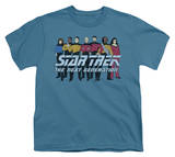 Youth: Star Trek - Line Up T-Shirt