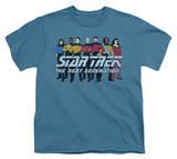 Youth: Star Trek - Line Up T-shirts