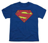 Youth: Superman - New 52 Shield T-Shirt