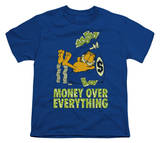 Youth: Garfield - Money Is Everything Shirts