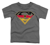 Toddler: Superman - German Shield T-shirts