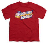 Youth: Biggest Loser - New Logo T-Shirt