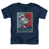 Toddler: Popeye - Strong T-shirts
