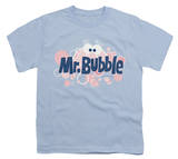 Youth: Mr Bubble - Eye Logo T-shirts