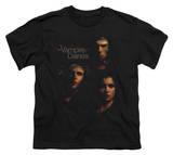 Youth: The Vampire Diaries - Smokey Veil T-Shirt