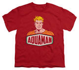 Youth: Aquaman - Aquaman Sign Shirts