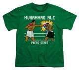 Youth: Muhammad Ali - 8 Bit Muhammad Ali T-Shirt