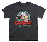 Youth: Courage The Cowardly Dog - Courage T-Shirt