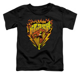 Toddler: The Flash - Blazing Speed T-shirts